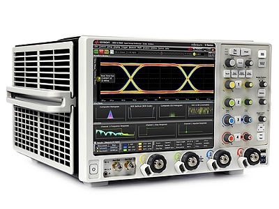 Get industry-leading measurement accuracy with the Infiniium V-Series 8 to 33 GHz  oscilloscopes