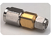 11922A Adapter, 1.0 mm (m) to 2.4 mm (m), DC to 50 GHz