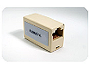 E2627A RJ48C (f) to RJ48C (f) Adapter/Coupler [Obsolète]