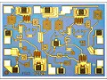 HMMC-5620 6-20 GHz High-Gain Amplifier