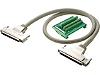 U2904A 2 Meter Long SCSI Cable with 100 Pin Connector