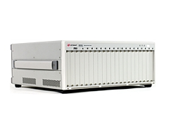 M9018A PXIe Chassis: 18-slot, 3U, 4 GB/s, Gen 2