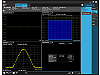 N9054C VMA Vector Modulation Analysis Application, Multi-Touch UI