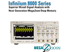 N5407A Infiniium 8000/54830 Series 4-channel Oscilloscope Memory Upgrade [Désuet]