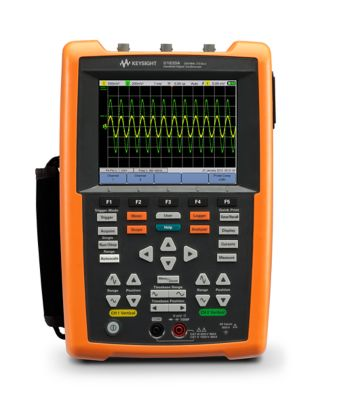 U1620A Handheld Oscilloscopes, 200 MHz, 2 Analog Channels