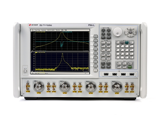 Keysight Network Analyzer : N a pna l microwave network analyzer ghz keysight