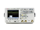 MSO6012A Mixed Signal Oscilloscope: 100 MHz, 2 Analog and 16 Digital Channels