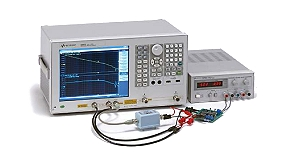 DC-DC converter loop-gain measurement with gain-phase test port: E5061B-3L5/3L4/3L3