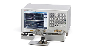 Electronic component measurement on various test fixtures: E5061B-3L5/3L4/3L3, Opt. 005