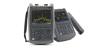 Trade-up to the new 32/44/50 GHz FieldFox Models