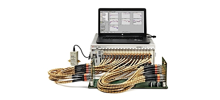 Meet the world's fastest cable test solution