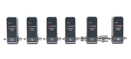 Keysight's first value-line ECal Module Family (N755xA Series)
