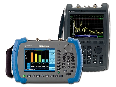 FieldFox and HSA Handheld Spectrum Analyzers | Keysight (formerly