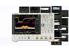 6000 X-Series Oscilloscope Software