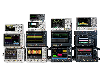 Solve your toughest measurement challenges with oscilloscopes from 50 MHz to 110 GHz
