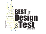 Vencedor do Best in Design &Test 2015