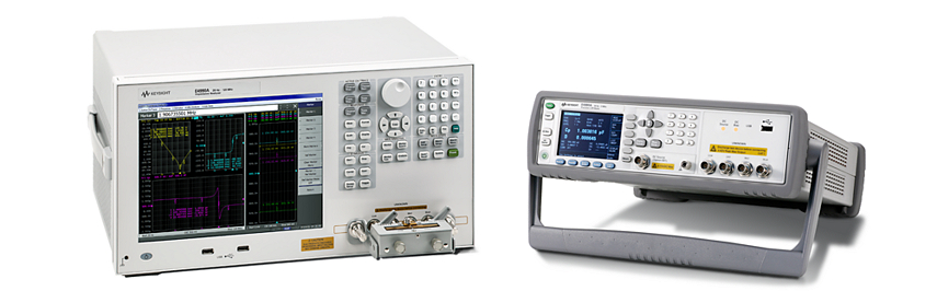 LCR Meters + Impedance Measurement Products