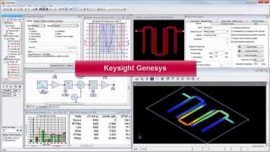 Genesys RF / Microwave Synthesis and Simulation Software