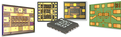 MMIC (Monolithic Microwave Integrated Circuit) Millimeter-Wave