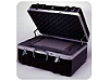Transit case for half-rack 2U high instruments (e.g., 34401A)