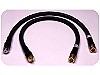 85134F Flexible Cable Set, 2.4 mm to 3.5 mm