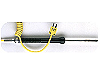 E2301A Surface Type-K Thermocouple Probe [단종]