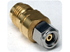 11921C Adapter, 1.0 mm (m) to 1.85 mm (f), DC to 65 GHz [Obsolete]