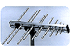 11956A Log Periodic Antenna, 200 MHz to 2 GHz [已停產]