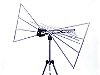 11966P BiConiLog Antenna, 26 MHz to 2 GHz [已停產]