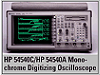 54540A 4-Channel, 500 MSa/s Digitizing Oscilloscope (Obsolete) [Obsolete]