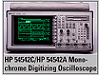 54542A 4-Channel, 2 GSa/s Digitizing Oscilloscope (Obsolete) [Désuet]