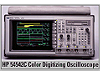 54542C 4 Channel, 2 GSa/s Color Digitizing Oscilloscope [Obsolete]