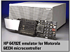 64782E Emulator for Motorola 68334 Microcontroller [Obsolete]