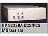 83220A DCS/PCS Mobile Station Test Set [Obsoleto]