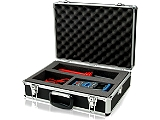 U1172A Handheld Digital Multimeter Transit Case, Aluminum-clad