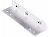Mounting bracket for qty 5 8490 Series attenuators or 876x switches in the L4490/91A