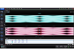 N1010A FlexDCA Sampling Oscilloscope Software