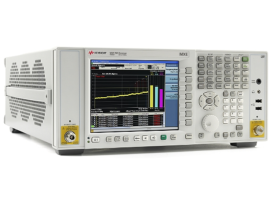 N9038A MXE EMI Receiver, 3 Hz to 44 GHz | Keysight