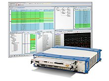 U4421A Protocol Analyzer and Exerciser for MIPI D-PHY