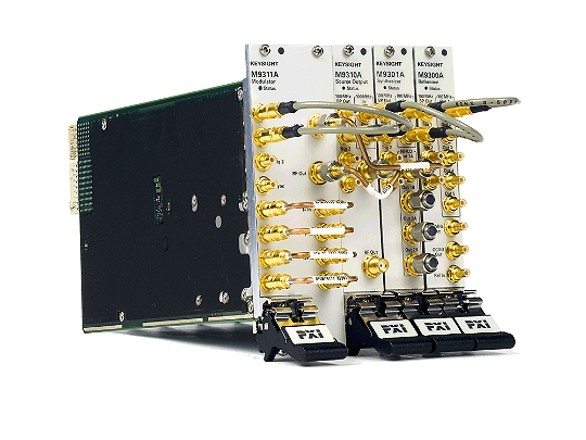 M9381A PXIe Vector Signal Generator: 1 MHz to 3 GHz or 6 GHz | Keysight