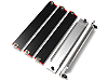 Y1213A PXI EMC Filler Panel Kit: 5 Slots