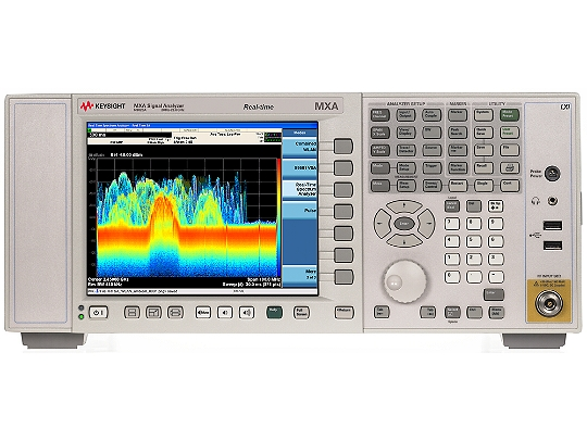 N9020A-RT2 Real-Time Spectrum Analysis up to 160 MHz