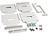 Y1216A Recess Mount Rack Kit for M9018A