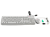 USB Keyboard and Optical Mouse