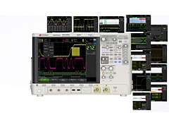 Keysight DSOX4034A Oscilloscope Treiber Windows 7