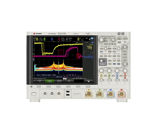DSOX6B10T254BW 6000 X Series 4 Channel Oscilloscope Bandwidth Upgrade 1 GHz To 25