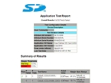 U7246B SD UHS-I Card Compliance Test Application for Infiniium Series Oscilloscopes