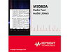 M9560A-1TP Radio Test Audio Library