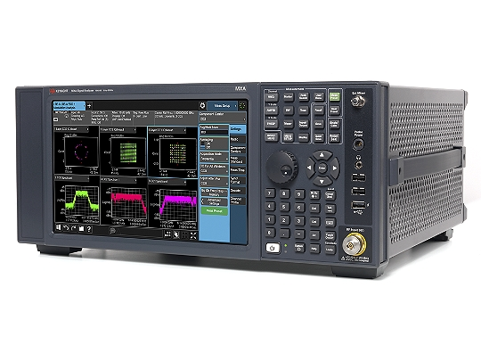 Keysight N993xA Analyzer Drivers for Windows 7