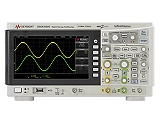 DSOX1102G Oscilloscope: 100 MHz, 2 Analog Channels